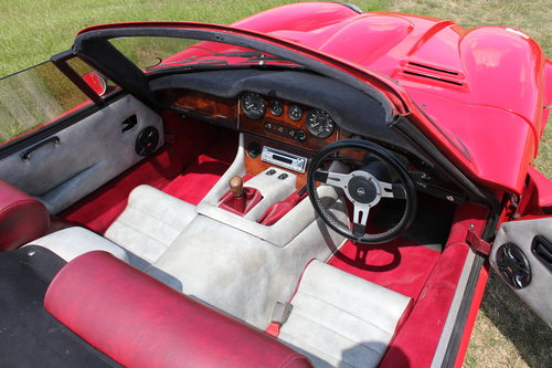 1994 Marcos Martina Spyder SOLD (picture 5 of 6)