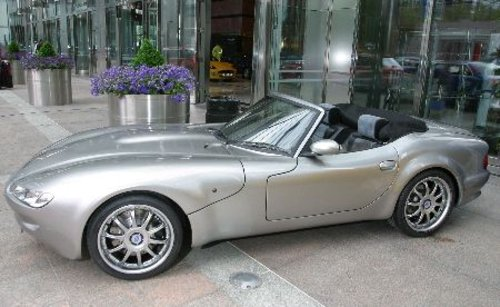 2003 MARCOS TS500   For Sale (picture 1 of 6)