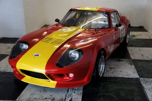 1972 Marcos GT V6 Race Car For Sale (picture 1 of 6)