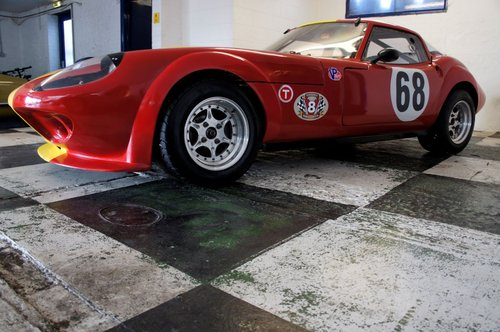 1972 Marcos GT V6 Race Car For Sale (picture 2 of 6)