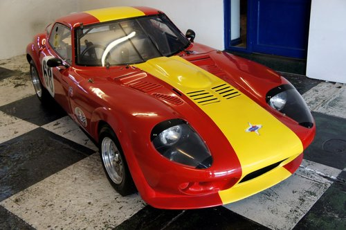 1972 Marcos GT V6 Race Car For Sale (picture 3 of 6)