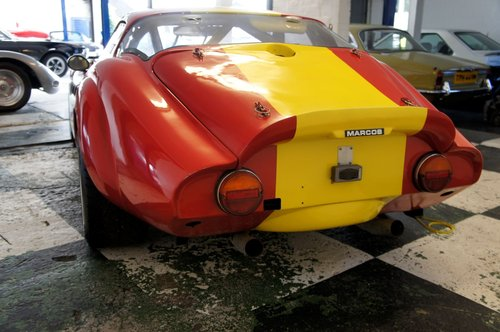 1972 Marcos GT V6 Race Car For Sale (picture 4 of 6)