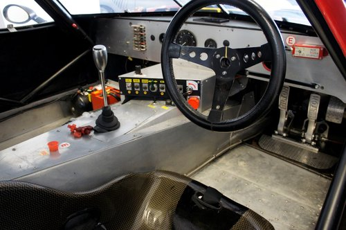 1972 Marcos GT V6 Race Car For Sale (picture 5 of 6)