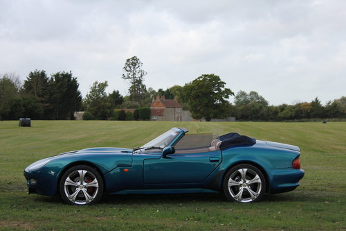 1999 Marcos Mantaray 4.6 V8 For Sale (picture 2 of 6)