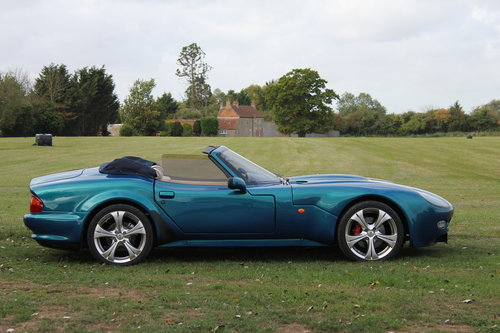 1999 Marcos Mantaray 4.6 V8 For Sale (picture 3 of 6)