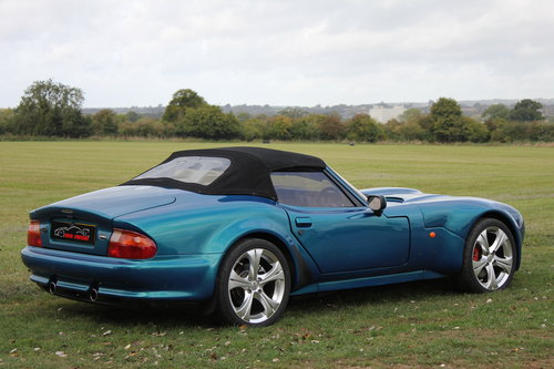 1999 Marcos Mantaray 4.6 V8 For Sale (picture 4 of 6)