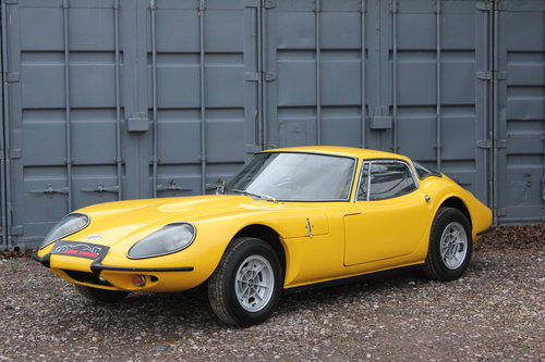 1970 Marcos 3.0 ltr V6 GT Coupe SOLD (picture 1 of 6)