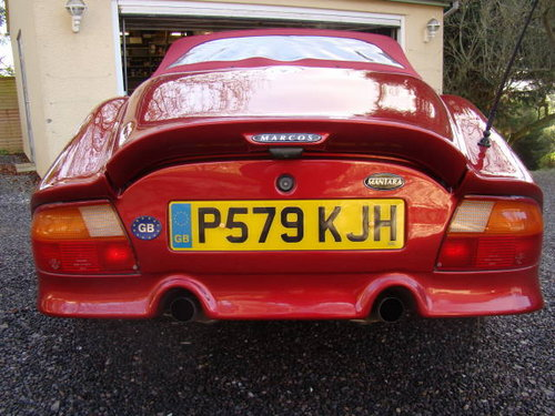 1997 Marcos Mantara 3.9 V8  For Sale (picture 2 of 6)