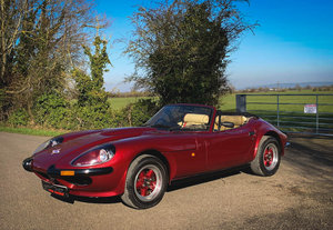 1992 Marcos Mantula Spyder IRS 3.9 V8 SOLD