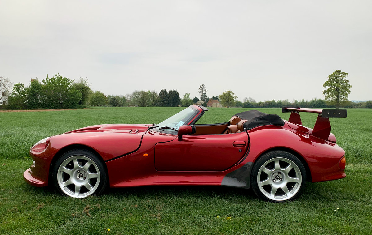 2000 Marcos LM500 Spyder For Sale (picture 1 of 6)
