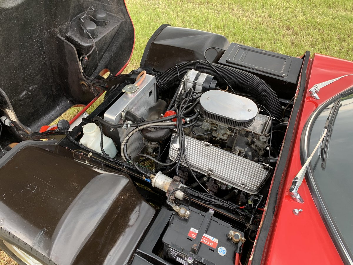 1970 Marcos GT 3.0 Litre V6 For Sale (picture 2 of 5)