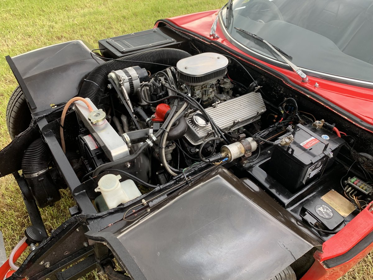 1970 Marcos GT 3.0 Litre V6 For Sale (picture 3 of 5)