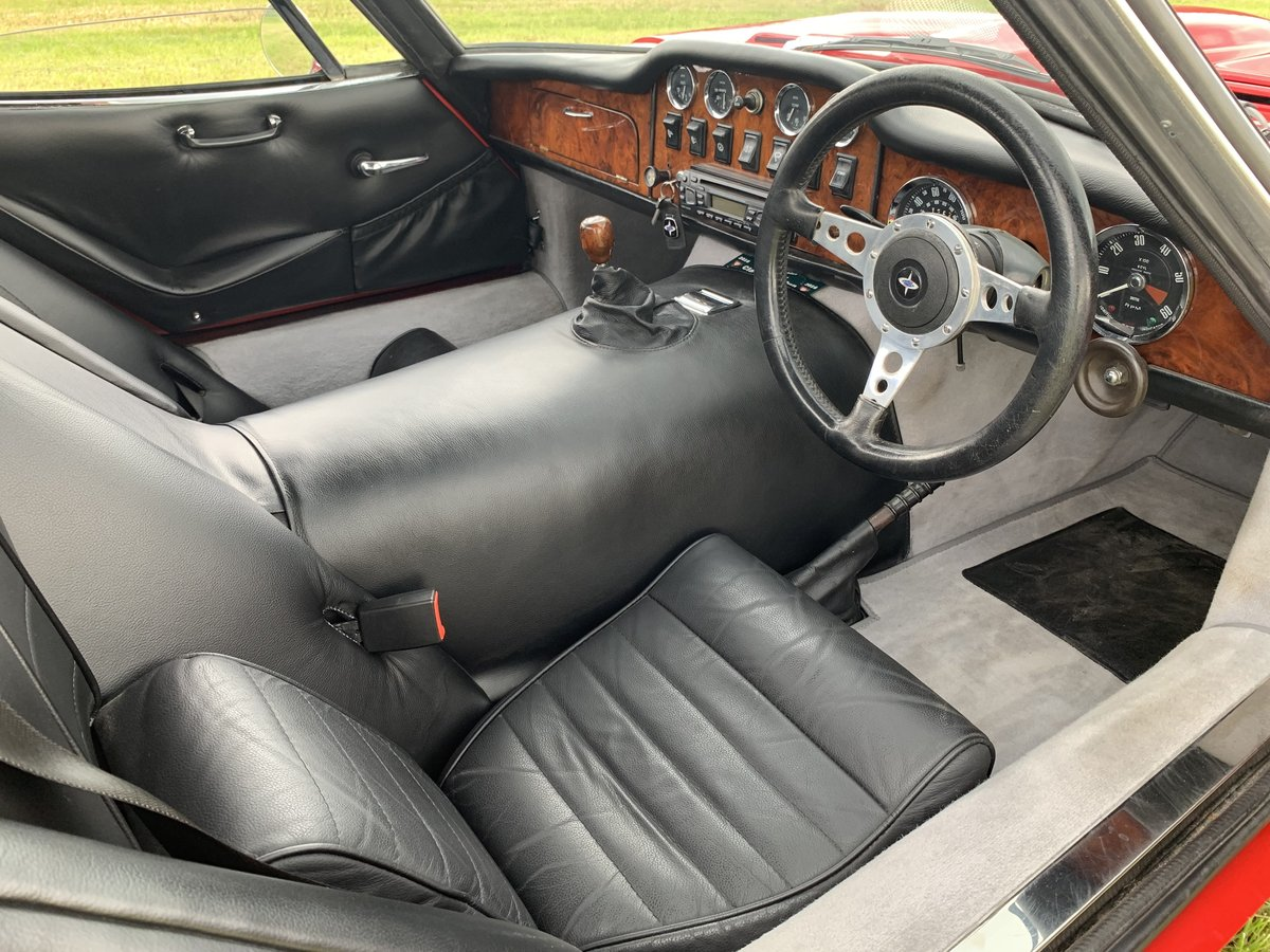 1970 Marcos GT 3.0 Litre V6 For Sale (picture 5 of 5)