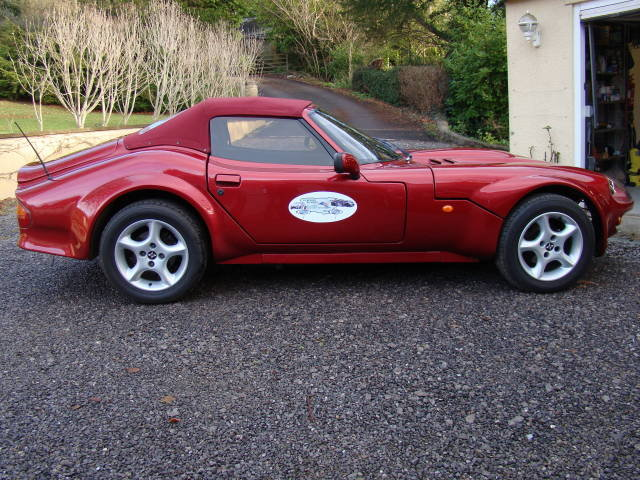 1997 Rare Marcos Mantara  For Sale (picture 3 of 6)