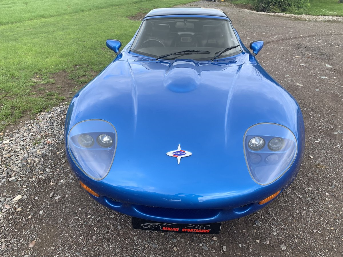 1998 Marcos Mantara GTS SOLD (picture 2 of 6)