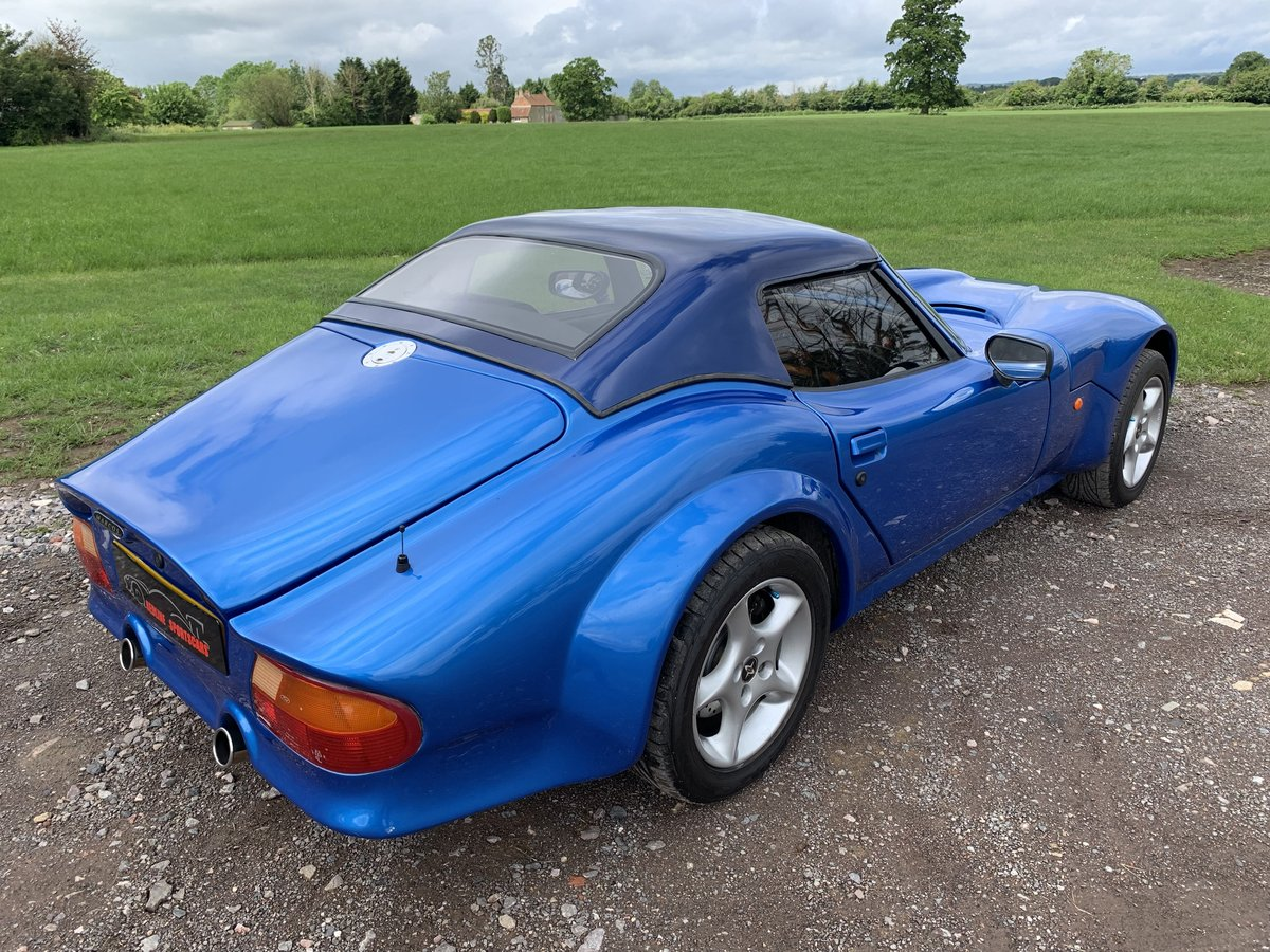 1998 Marcos Mantara GTS SOLD (picture 3 of 6)
