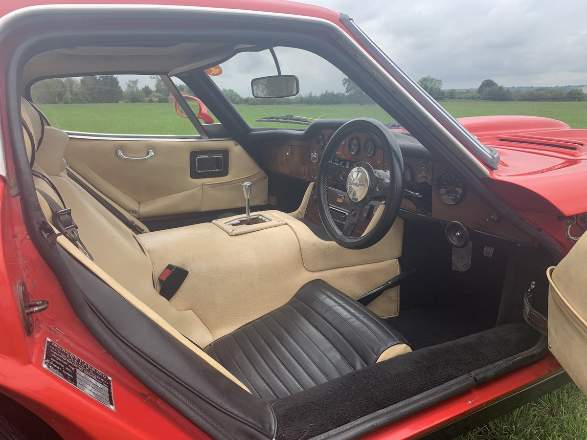1985 Marcos 2.8 V6 Coupe SOLD (picture 6 of 6)
