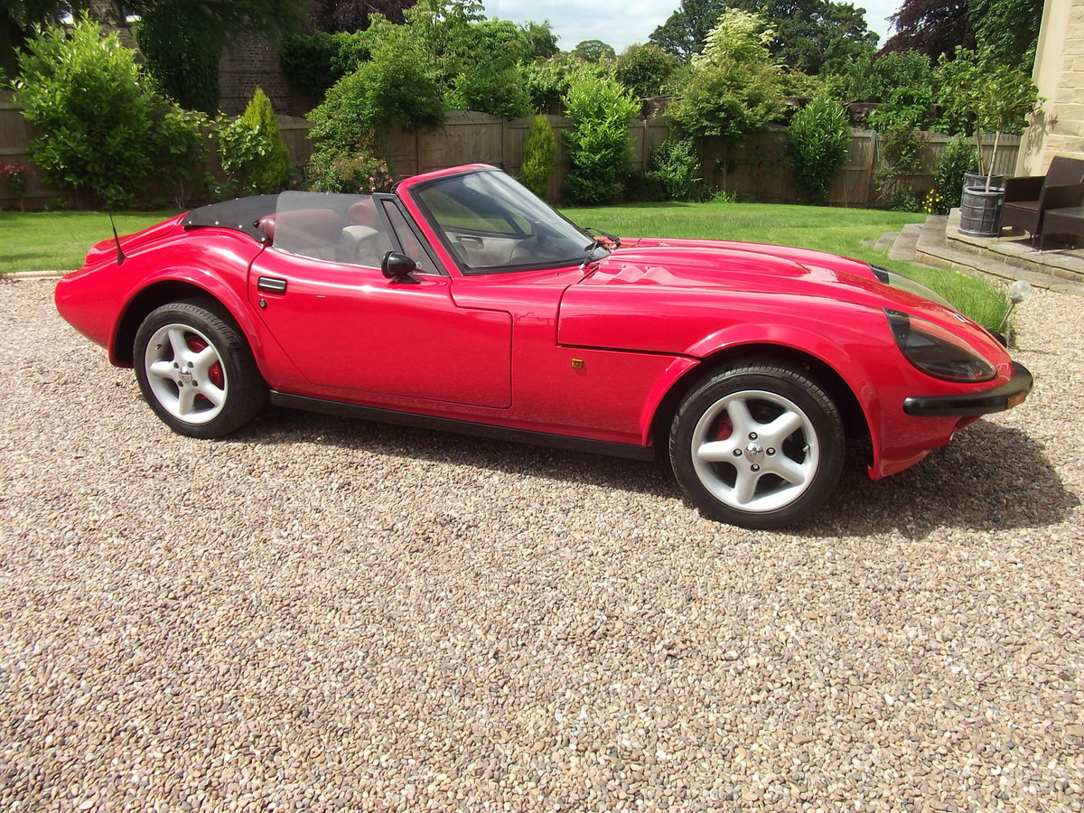 1994 IMMACULATE MARCOS MARTINA SPYDER 2.0 LITRE For Sale (picture 2 of 6)