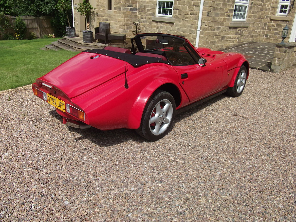 1994 IMMACULATE MARCOS MARTINA SPYDER 2.0 LITRE For Sale (picture 3 of 6)
