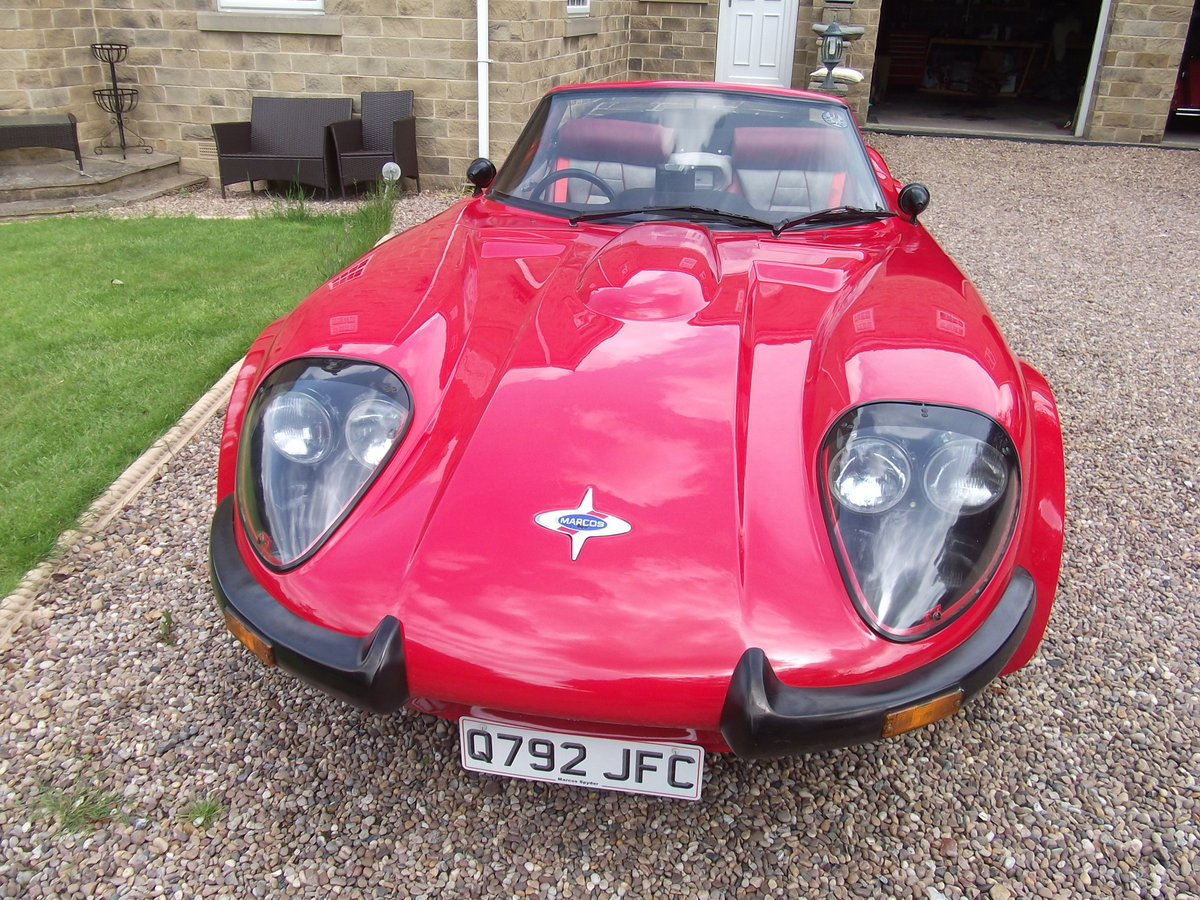 1994 IMMACULATE MARCOS MARTINA SPYDER 2.0 LITRE For Sale (picture 4 of 6)