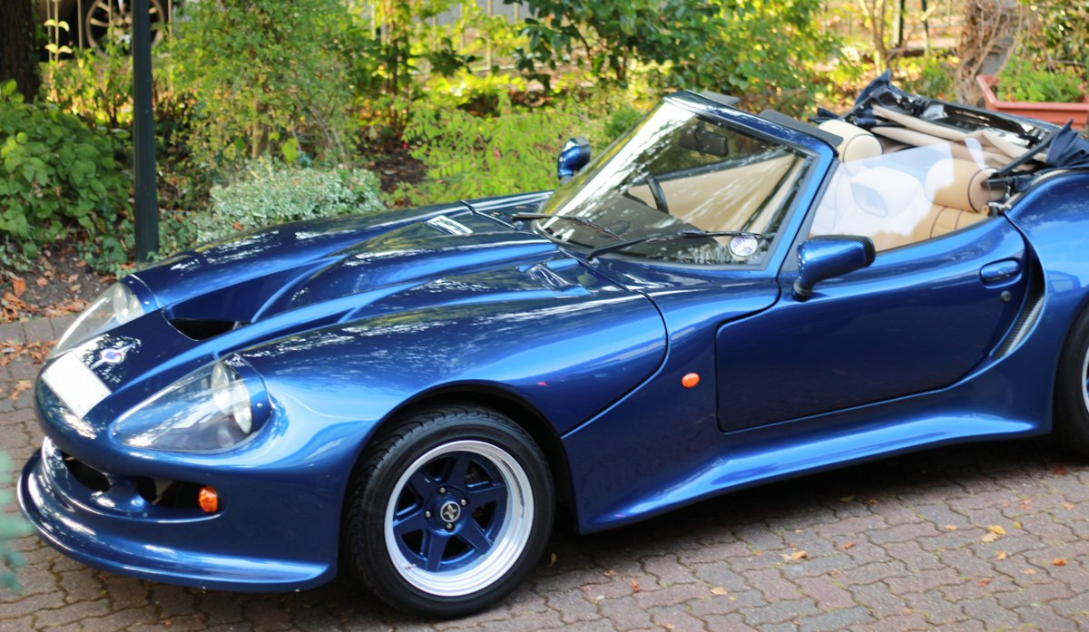 1997 Marcos LM 400  FOR SALE LIKE NEW  4700 miles For Sale (picture 2 of 6)