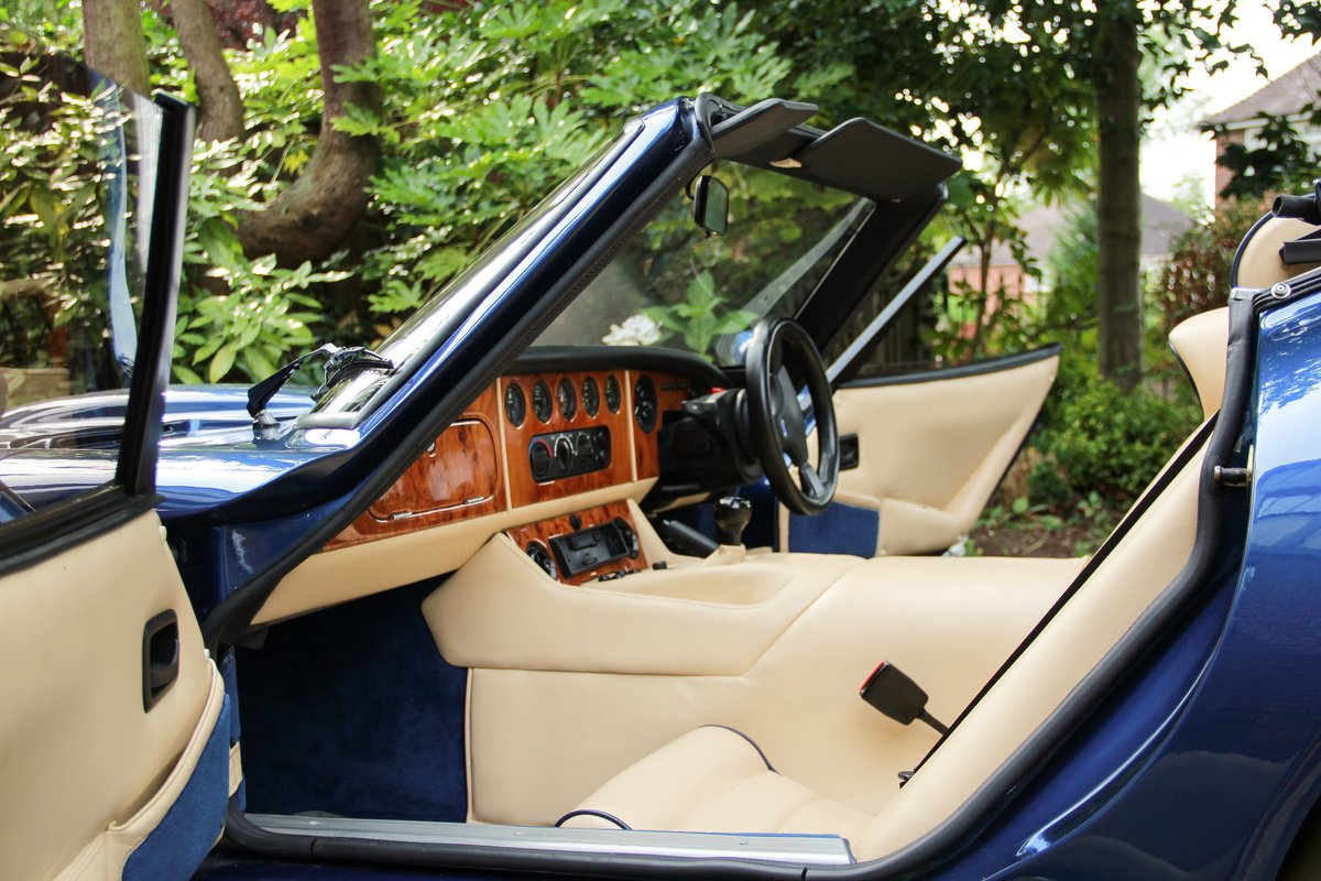 1997 Marcos LM 400  FOR SALE LIKE NEW  4700 miles For Sale (picture 3 of 6)