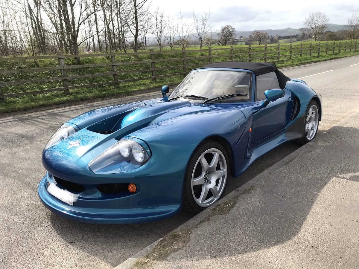 1998 Marcos LM 500 For Sale (picture 3 of 6)