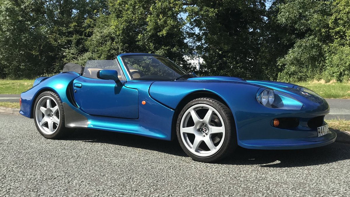 1998 Marcos LM 500 For Sale (picture 6 of 6)