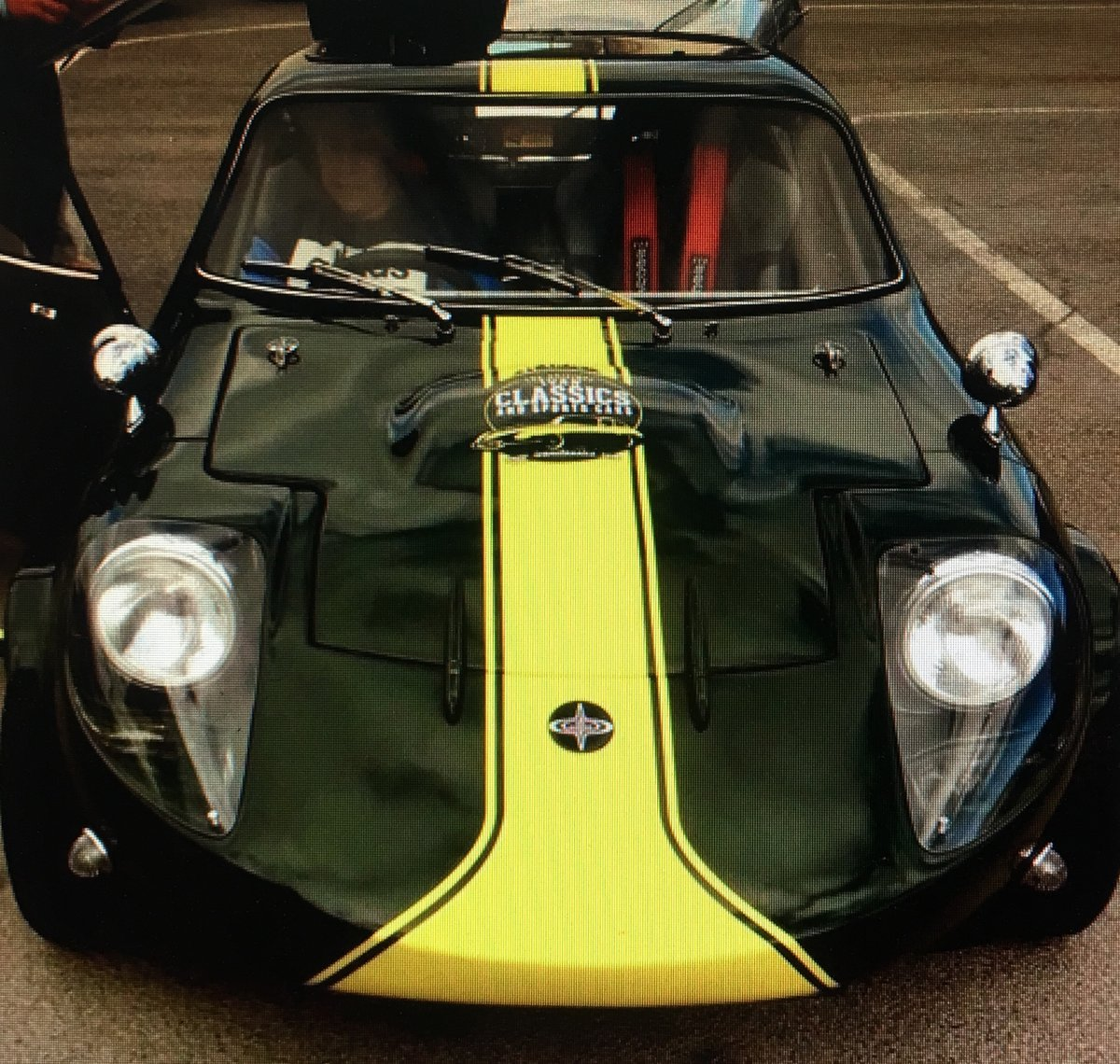 1965 MINI MARCOS MK1 1275 FULL RESTORED For Sale (picture 1 of 5)