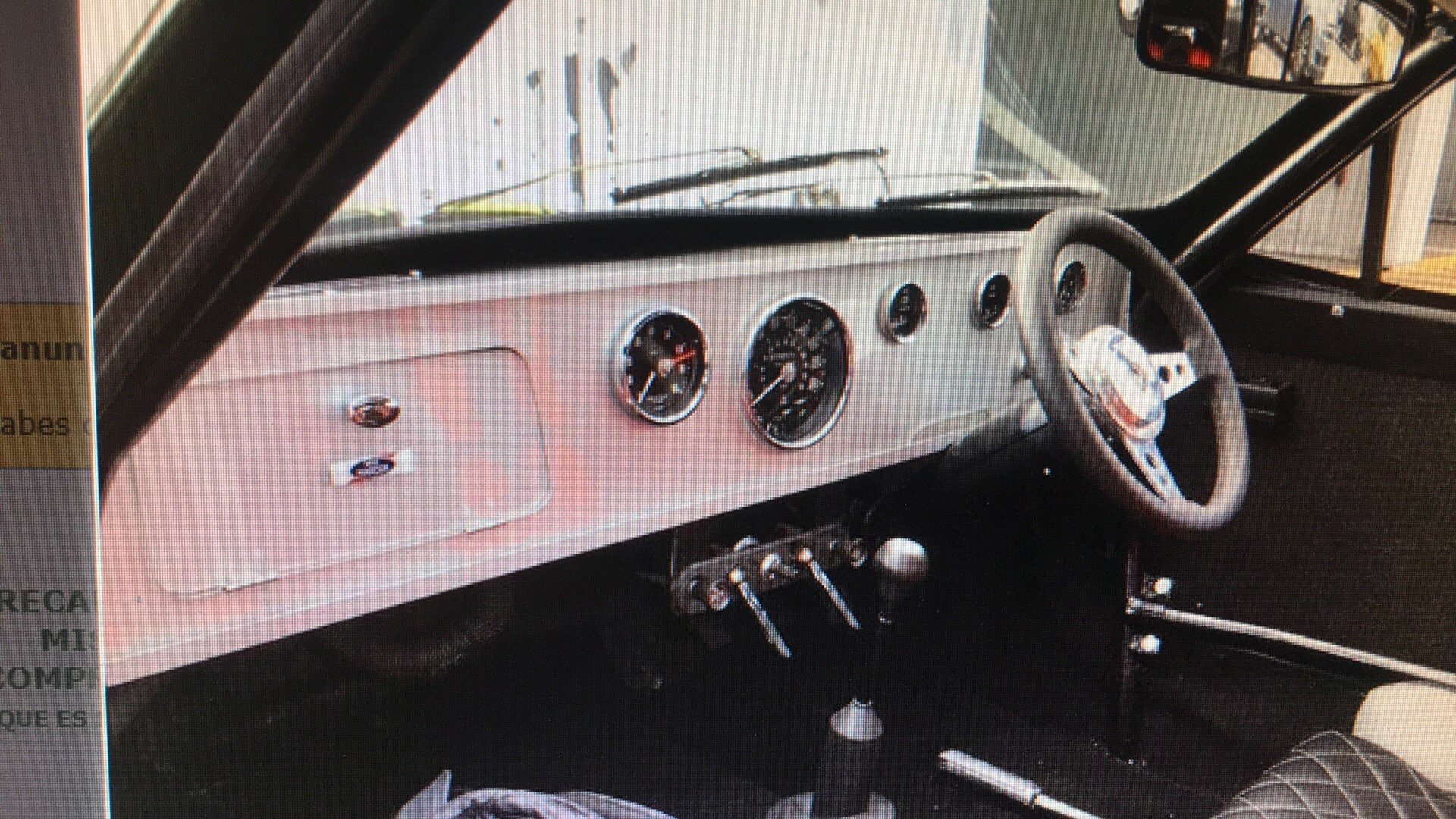 1965 MINI MARCOS MK1 1275 FULL RESTORED For Sale (picture 3 of 5)