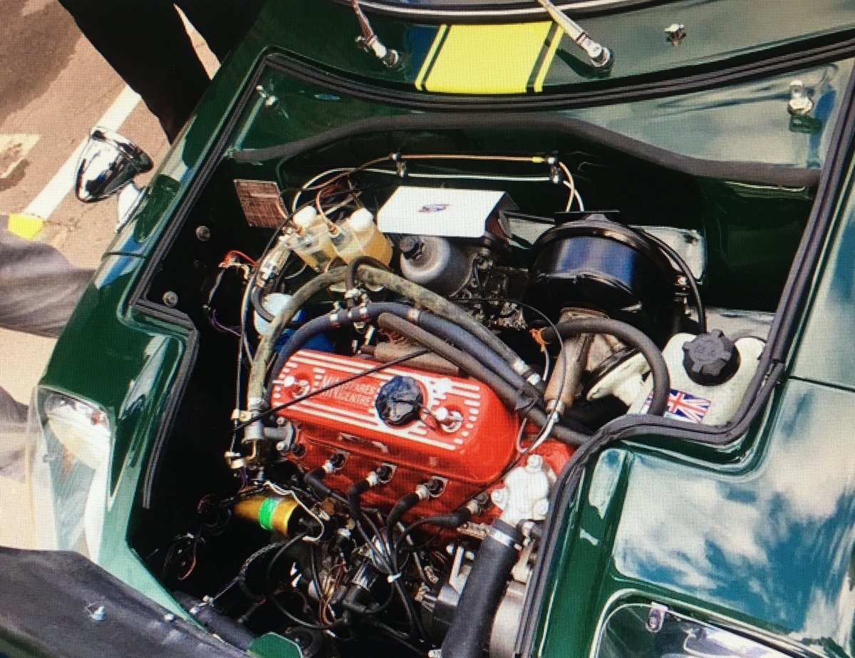 1965 MINI MARCOS MK1 1275 FULL RESTORED For Sale (picture 5 of 5)