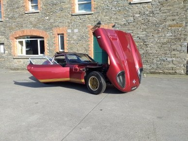 1969 Marcos 1600 GT Wooden Chassis For Sale (picture 3 of 6)