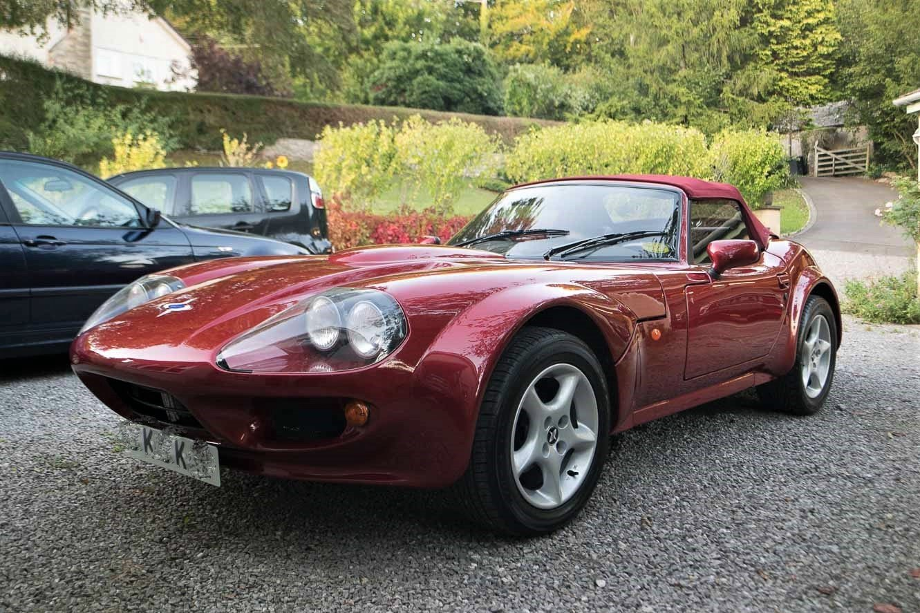 1997 Marcos Mantara Spyder! For Sale (picture 1 of 6)