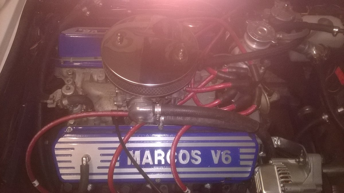 1970 MARCOS V6 GT 3000CC SOLD (picture 5 of 6)