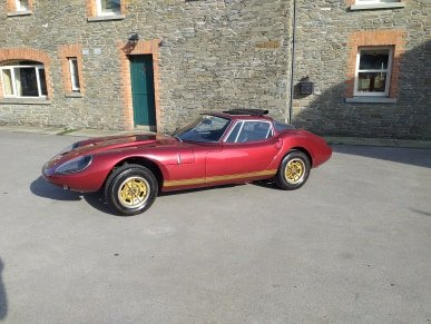 1969 Marcos 1600Gt Wooden Chassis SOLD (picture 3 of 6)