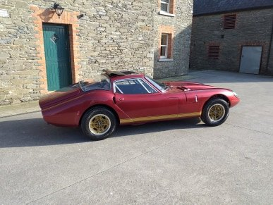 1969 Marcos 1600Gt Wooden Chassis SOLD (picture 4 of 6)