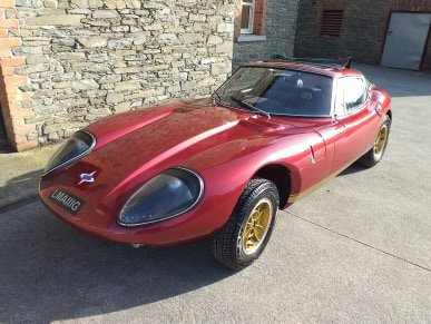 1969 Marcos 1600Gt Wooden Chassis SOLD (picture 5 of 6)