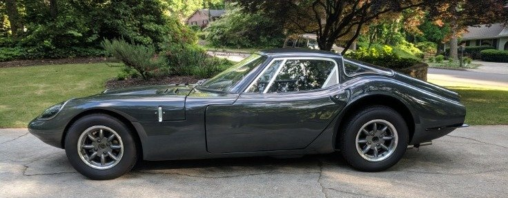 1966 Marcos 1500 GT  RHD  For Sale (picture 1 of 6)