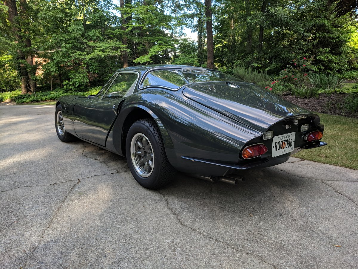 1966 Marcos 1500 GT  RHD  For Sale (picture 3 of 6)