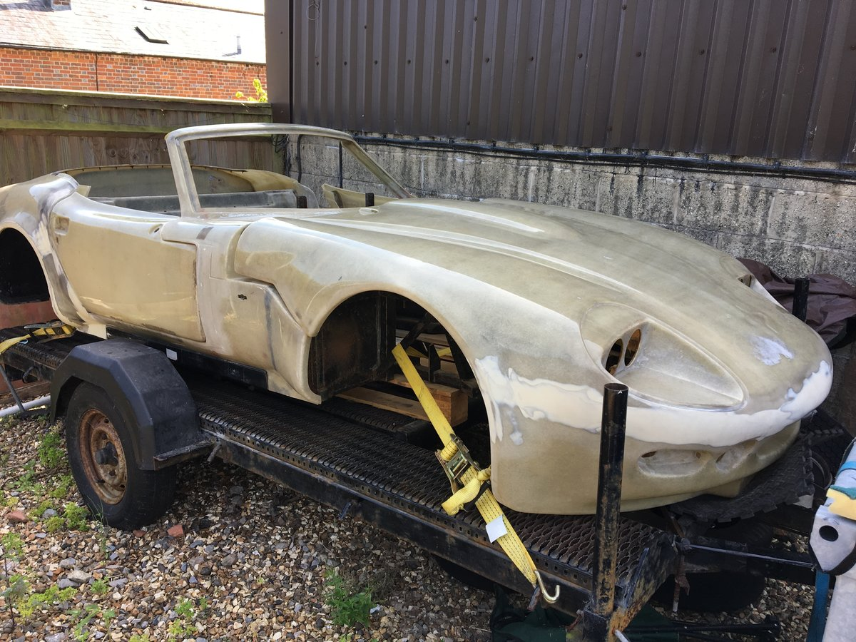1998 Marcos Mantaray project car For Sale (picture 2 of 6)