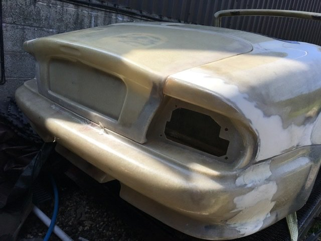 1998 Marcos Mantaray project car For Sale (picture 5 of 6)