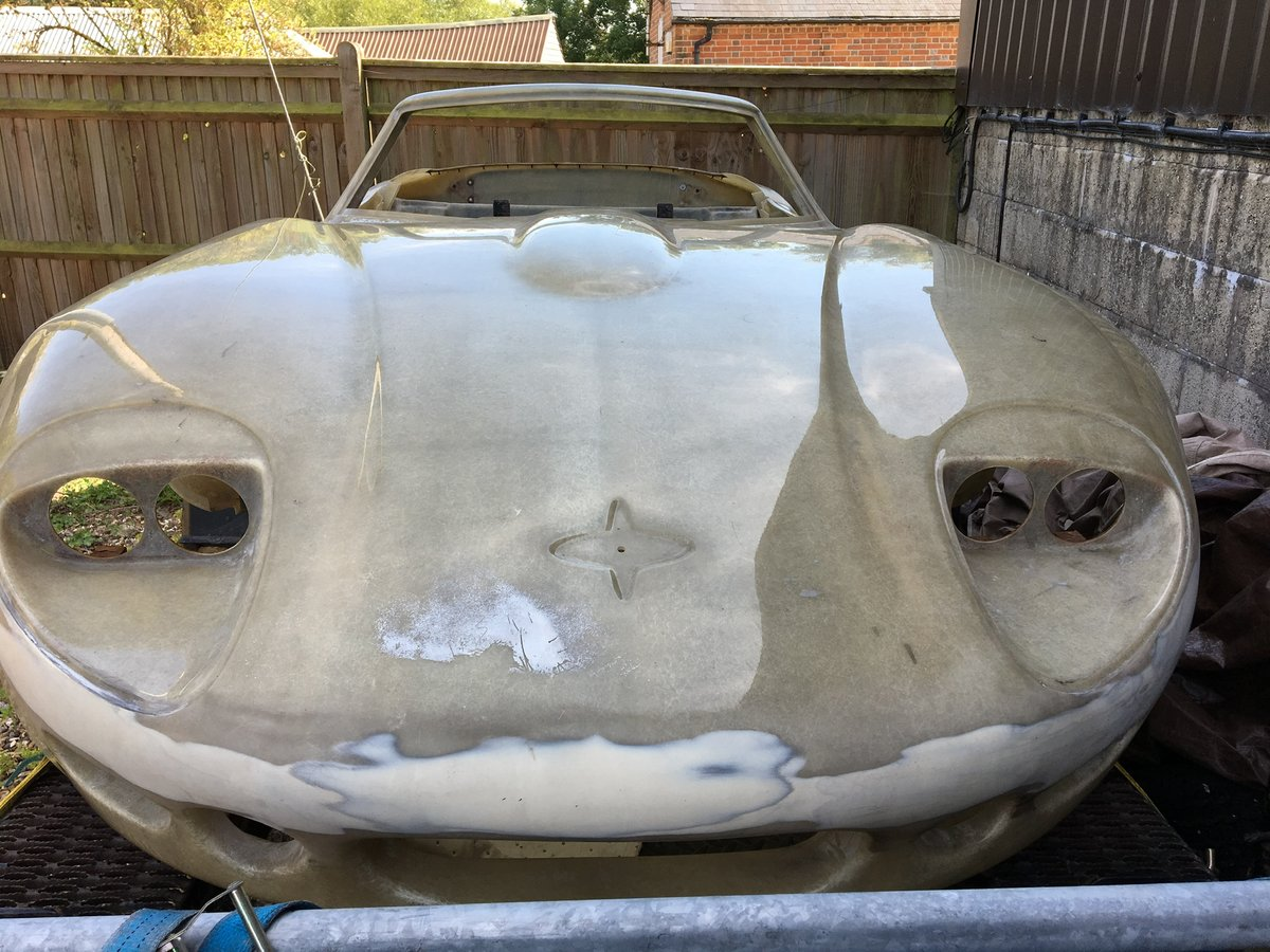 1998 Marcos Mantaray project car For Sale (picture 6 of 6)