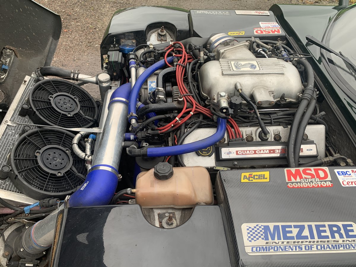 2000 Marcos Mantis GT Supercharged For Sale (picture 5 of 6)