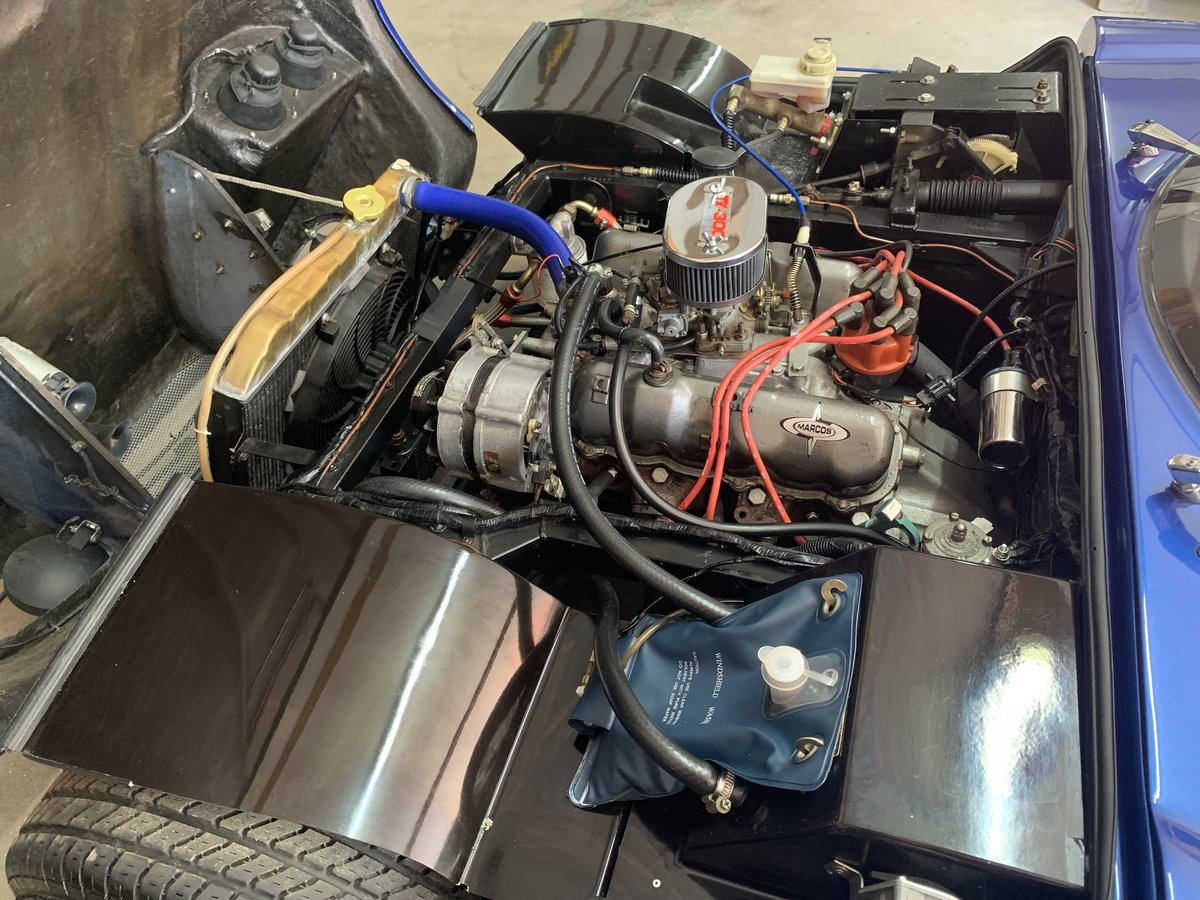 2004 Marcos Martina Spyder 2.8 V6 For Sale (picture 4 of 6)