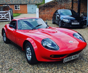 1996 Marcos Martina, 9000 Miles, Immaculate