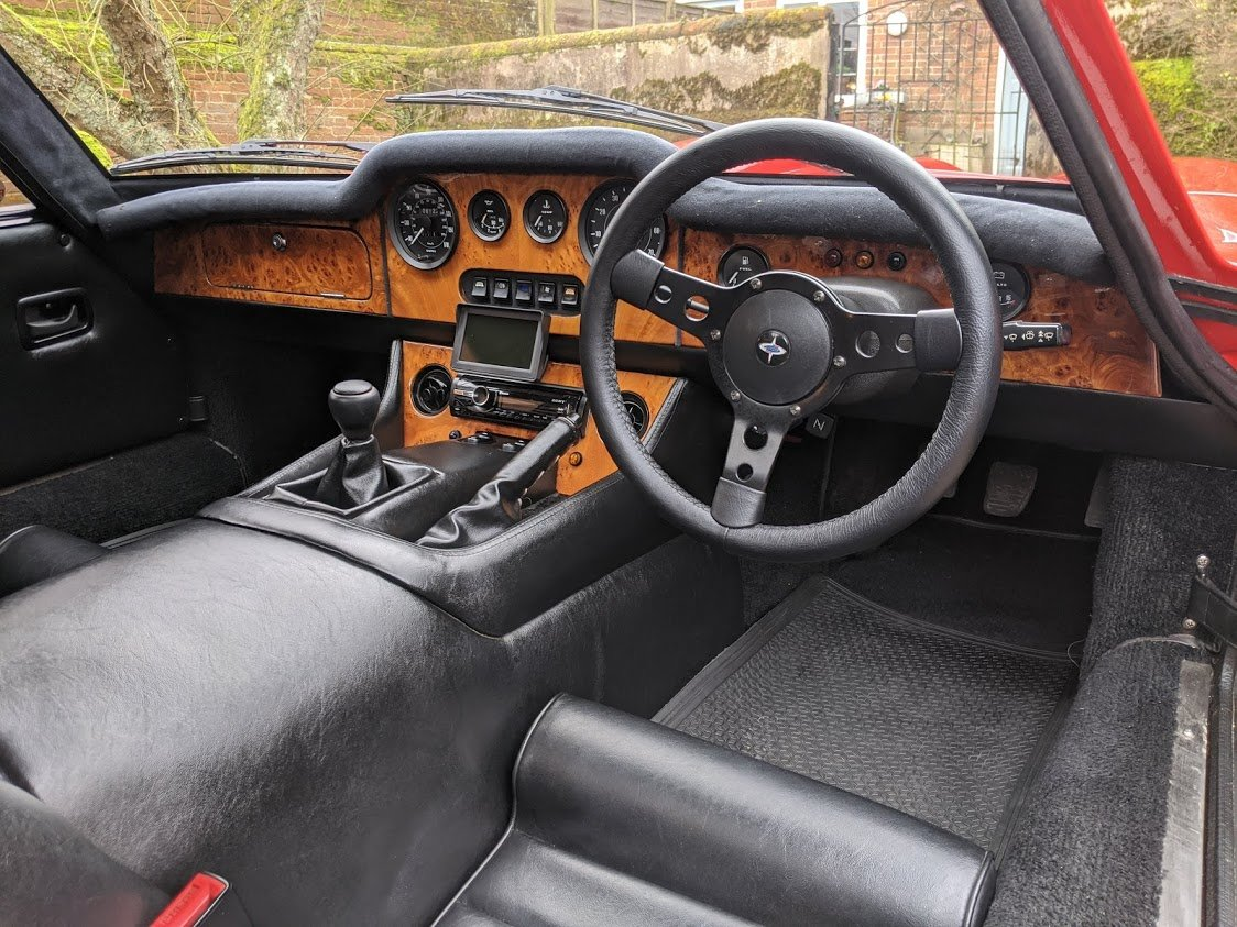1996 Marcos Martina, 9000 Miles, Immaculate For Sale (picture 3 of 6)