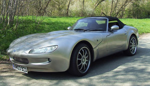2003 MARCOS TS 500 ONE OF ONLY 2 EVER MADE