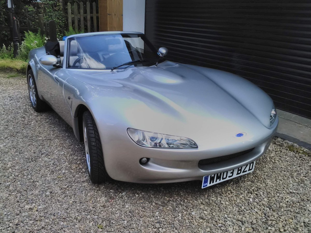 2003 MARCOS TS 500 ONE OF ONLY 2 EVER MADE For Sale (picture 2 of 3)