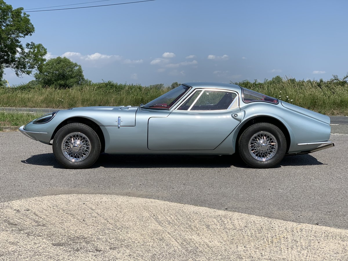 1966 Marcos 1500 GT Wooden Chassis For Sale (picture 2 of 6)