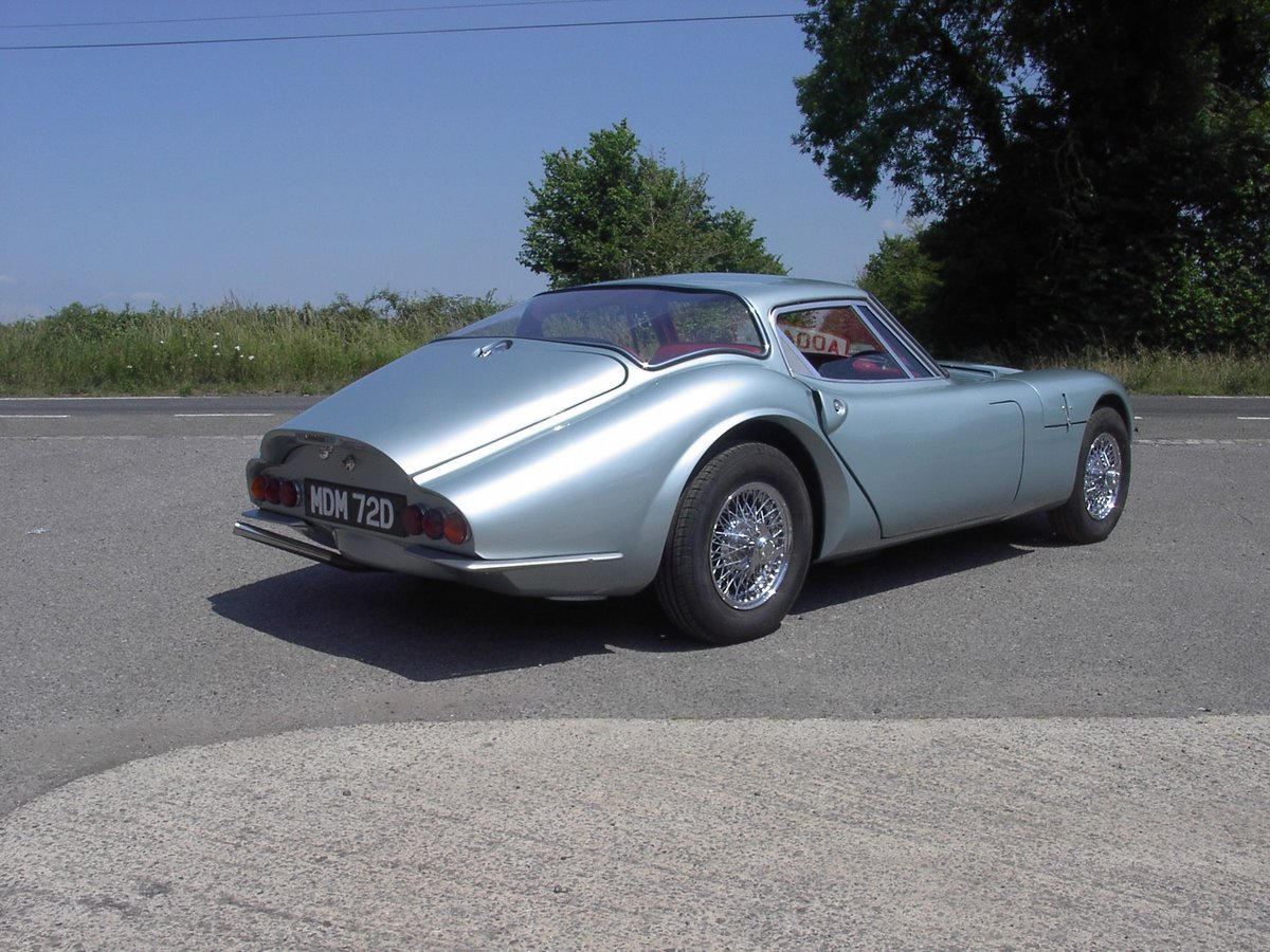1966 Marcos 1500 GT Wooden Chassis For Sale (picture 3 of 6)